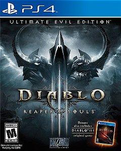 Diablo 3 Reaper of Souls Ultimate Evil para PS4