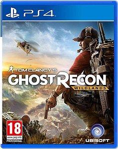 Ghost Recon Wildlands para PS4