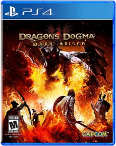 Dragon's Dogma Dark Arisen para PS4