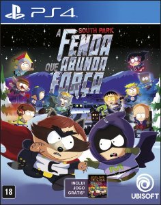 South Park - A Fenda Que Abunda Força - Edição Limitada para PS4