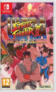 Ultra Street Fighter 2 para Nintendo Switch