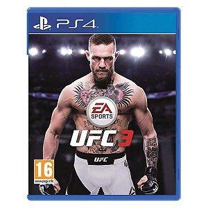 UFC 3 para PS4