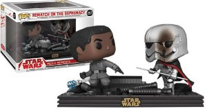 Funko Pop STAR WARS MOVIE MOMENTS REMATCH ON SUPREMACY 257