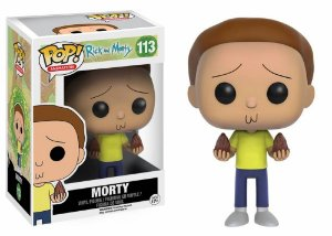 Funko Pop RICK AND MORTY MORTY 113