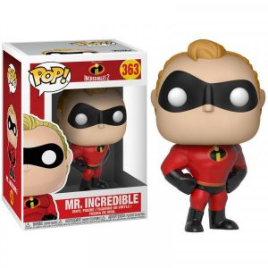 Funko Pop INCREDIBLES 2 MR. INCREDIBLE 363