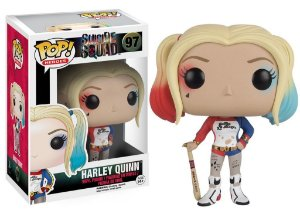 Funko Pop SUICIDE SQUAD HARLEY QUINN 97