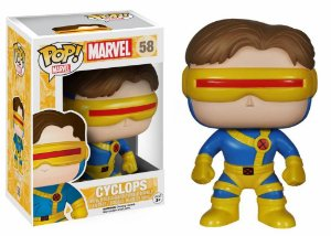 Funko Pop MARVEL CYCLOPS 58