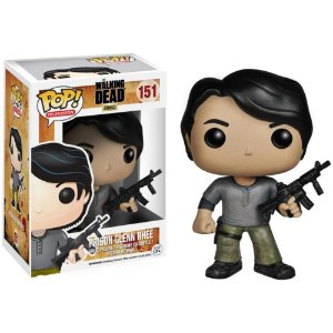 Funko Pop THE WALKING DEAD PRISON GLENN RHEE 151