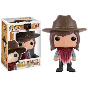 Funko Pop THE WALKING DEAD CARL GRIMES 388