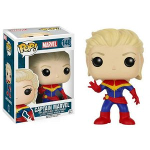 Funko Pop MARVEL CAPTAIN MARVEL 148
