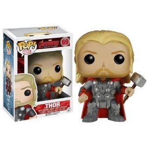 Funko Pop MARVEL AVENGERS AGE OF ULTRON THOR 69