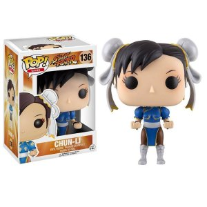 Funko Pop STREET FIGHTER CHUN-LI 136