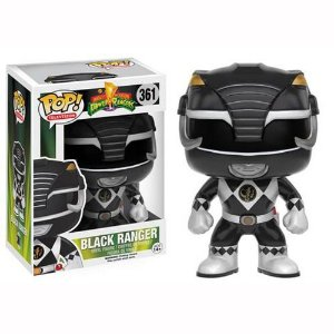 Funko Pop BLACK RANGER 361