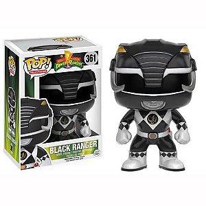 Funko Pop BLACK RANGER 361