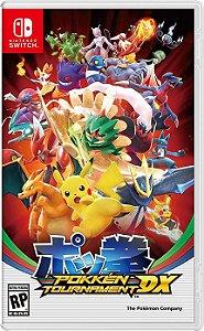 Pokkén Tournament DX para Nintendo Switch
