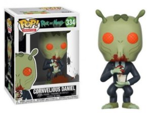 Funko Rick and Morty Cornvelious Daniel 334