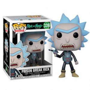 Funko Rick and Morty Prison Break Rick 339