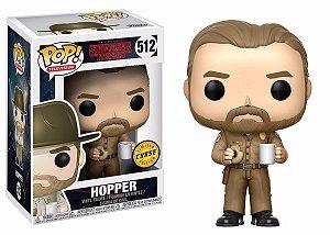 Funko Pop Stranger Things Hopper 512