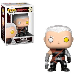 Funko Pop Deadpool Cable 314