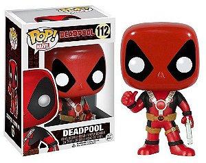 Funko Pop Deadpool 112