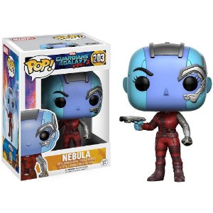 Funko Pop Guardians of the Galaxy vol 2 Nebula 203