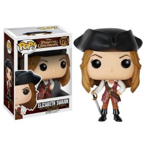 Funko Pop Pirates of the Caribbean Elizabeth Swann 175