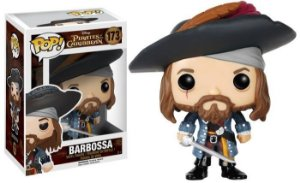 Funko Pop Pirates of the Caribbean Barbossa 173