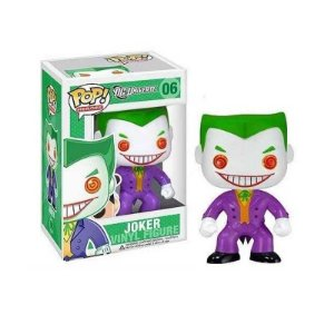 Funko Pop DC Super Heroes The Joker 06