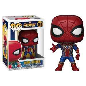 Funko Pop Avengers Infinity War Iron Spider 287