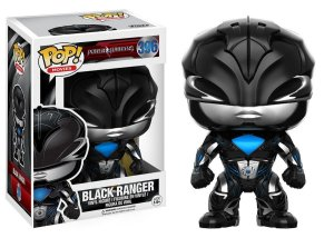 Funko Pop Power Ranger Black Ranger 396