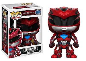 Funko Pop Power Ranger Red 400