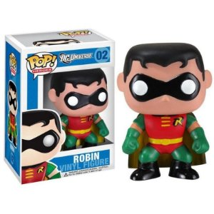 Funko Pop Super Heroes Robin 02