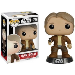 Funko Pop Star Wars Han Solo 79