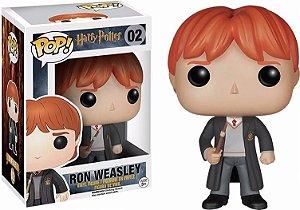 Funko Pop Harry Potter Ron Weasley 02