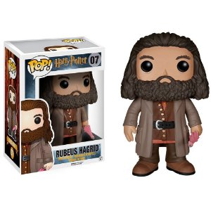 Funko Pop Harry Potter Rubeus Hagrid 07 ( GRANDE )