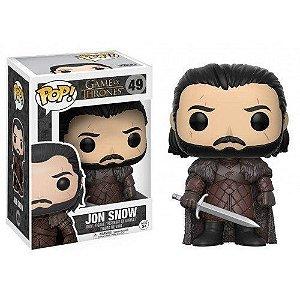 Funko Pop Game of Thrones Jon Snow 49