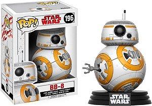Funko Pop Star Wars BB-8 196