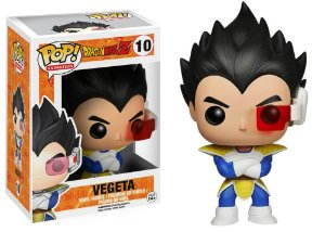 Funko Pop Dragon Ball Z Vegeta 10