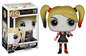 Funko Pop Batman Arkhan Knight Harley Quinn 72