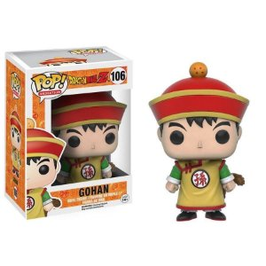 Funko Pop Dragon Ball Z Gohan 106