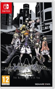 The World ends With you Final Remix para Nintendo Switch