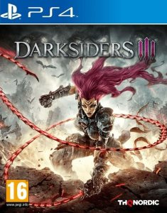 Darksiders 3 para PS4