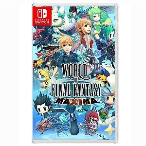 World of Final Fantasy Maxima para Nintendo Switch