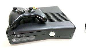 XBOX SLIM 360 JTAG USADO COM KINECT