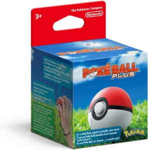 Pokeball Plus para Nintendo Switch
