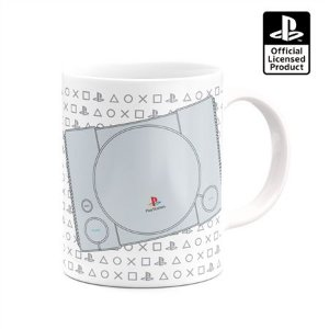 CANECA PLAYSTATION - PS1 PLAY CLASSIC