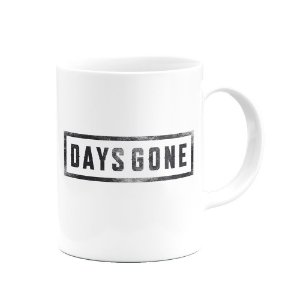 CANECA PLAYSTATION DAYS GONE - LOOK OUT ( BRANCA )