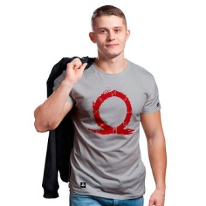 Camiseta God of war OMEGA