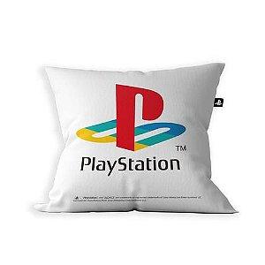 Almofada Playstation Classic Coloro branca