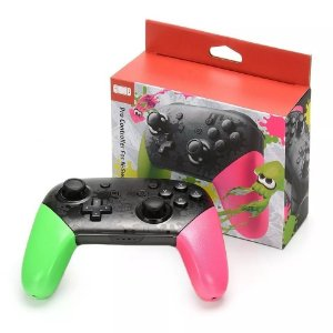 Pro Controller Nintendo Switch Eastvita - Splatoon 2